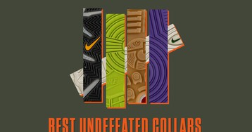 The Best Undefeated Sneaker Collaborations