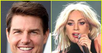 Tom Cruise Attends Lady Gaga's 'Enigma' Las Vegas Residency