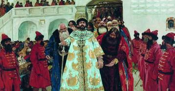"""Что значит слово """"царь""""? Откуда оно взялось?"""