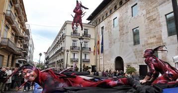Las Cortes Valencianas celebran los 500 años de su sede, el Palau dels Borja