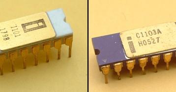 [Перевод] История микропроцессора и персонального компьютера: 1947-1974 годы