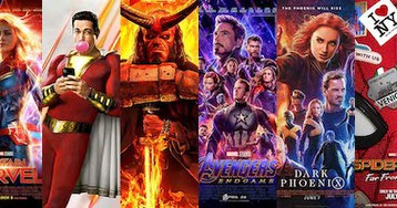 Superhero Movie Box Office 2019: Which Title Won the Battle of the Year?