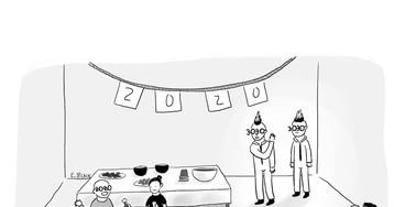 Daily Cartoon: Tuesday, December 31st