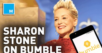 Sharon Stone finds her Bumble account blocked, is later reinstated