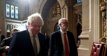 Socialist Corbyn Says Labour Is the 'Resistance' to Boris Johnson