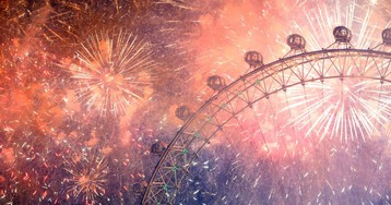 London fireworks New Year's Eve playlist: The music the capital welcomed in 2020 with