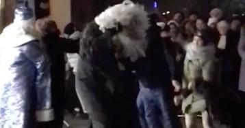 Зрители сорвали новогодний концерт в Волжском
