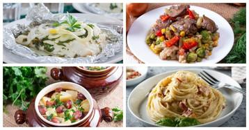 5 рецептов простого в приготовлении ужина, когда долго готовить уже нет сил