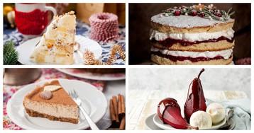 5 оригинальных десертов для рождественского стола