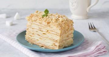 7 восхитительных тортов со сгущёнкой