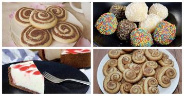 5 десертов, которые весело готовить всей семьей