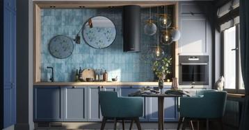 Как оформить удобную и стильную кухню