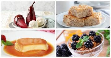 5 оригинальных десертов без муки
