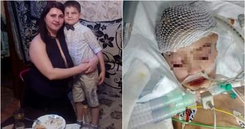 7-летний Егор из Нижнего Тагила ушел из жизни после инцидента с соседом
