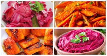 5 ярких и вкусных овощных закусок