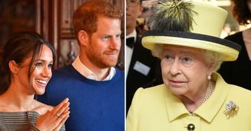 Елизавета II сделала заявление о «новой жизни» принца Гарри и Меган Маркл