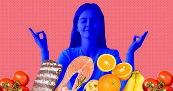 9 продуктов, которые уменьшают стресс и беспокойство