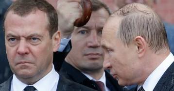 Медведев ушел в отставку и теперь займет другую должность - Путин