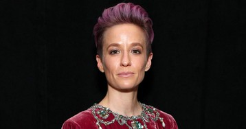 Must Read: Megan Rapinoe Stars in Loewe's Fall 2020 Campaign, Ben Cobb Named Co-EIC of 'Love'