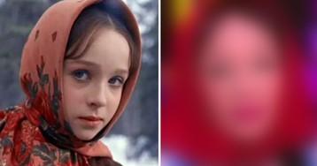 """Как выглядит Настенька из """"Морозко"""" в 71 год"""