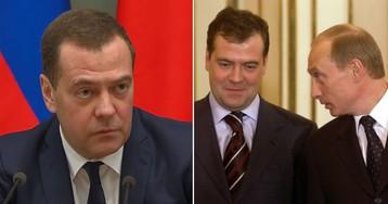 Почему убрали и куда денут? Что ждет Медведева после отставки