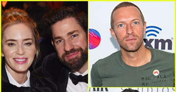 John Krasinski Responds to Chris Martin After Allegedly Dissing Him & Nick Jonas Reveals He Has the Same Complaint Too!