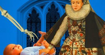 Родить и выжить: 7 правил шляхетского деторождения