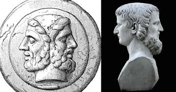 Двуликий Янус - значение и происхождение. Кем был бог Янус?
