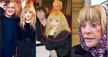 Фанаты Аллы Пугачевой не узнали ее на фотографиях с юбилея Николаева
