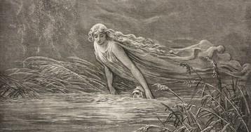 Кануть в Лету - значение фразеологизма. Река Лета в греческих мифах