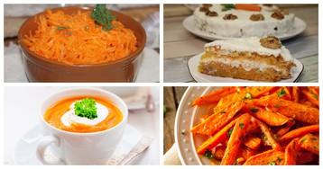 6 неожиданно вкусных, но простых блюд из моркови