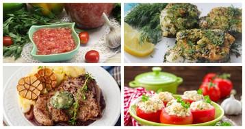 7 аппетитных домашних блюд, в которых чеснока никогда не бывает много