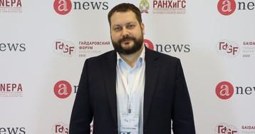Иван Федотов: итоги Гайдаровского форума, образование врачей и «клуб губернаторов»