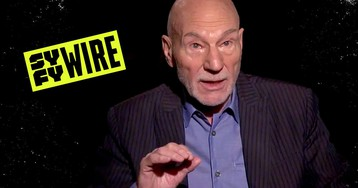 Engage! Patrick Stewart on how Star Trek: Picard reflects the present in the future