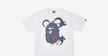 BAPE, Nike, NOAH & More Contribute to Dover Street Market's Year of the Rat Collection