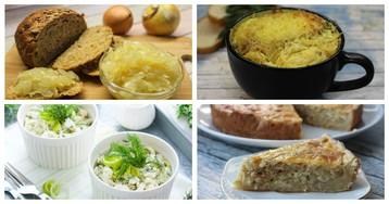 Счастье луковое: 5 изумительных блюд, где лук – главный ингредиент