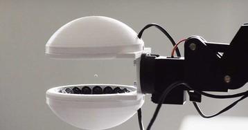 Новая способность позволит роботам держать вещи, не касаясь их