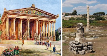 Герострат и слава Герострата: сожжение храма Артемиды Эфесской и история выражения