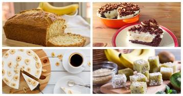 5 оригинальных домашних десертов с бананами