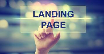 Лендинг и лендинг пейдж: что такое лендинг или посадочная страница