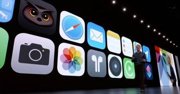 Стало известно, какие устройства Apple обновит до iOS 14