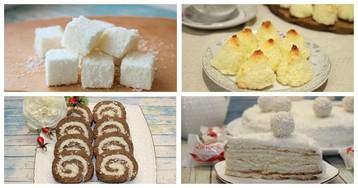 5 восхитительных кокосовых десертов