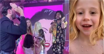 6-летняя блогерша пригласила на день рождения Ревву и Киркорова с детьми