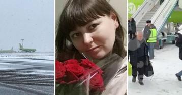 В Домодедово задержали женщину, обещавшую поднять самолет на воздух