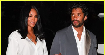 Ciara & Russell Wilson Step Out in Miami After Announcing They're Expecting Third Baby!