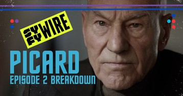 Warp Factor: Breaking down the Tal Shiar, Zhat Vash, and more from Star Trek: Picard Episode 2