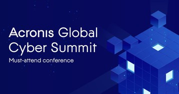 Смерть резервного копирования: новые угрозы и новая защита Global Cyber Summit 2020