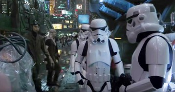 Here's the Real Deal With That Leaked Star Wars Footage