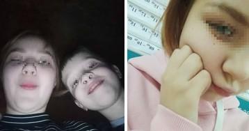 Беременная от 10-летнего друга школьница стала звездой инстаграма и тиктока