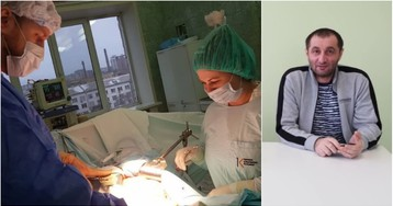 «Никто не поверил»: красноярцу удалили гигантский жировик весом в 6 кг (ФОТО)